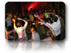 wedding dj in tuscany - florence - chianty