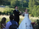 15 Giugno - Molly e Will - arrivo degli sposi antico fio poppi