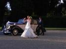 16 Luglio Marco e Silvia - Villa Ferdinanda - Arrivo degli sposi