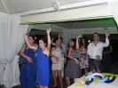 9 Luglio - Daniele e Francesca - Castello di Leonina - balli di gruppo