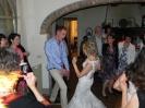 ballo pazzo con la sposa