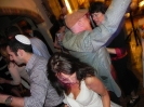 crazy guests in cavriglia canadian wedding party