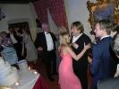 iniziano i balli con gli ospiti - matrimonio norvegese gaiole in chianti