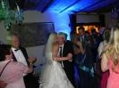 la sposa con il padre gaiole in chianti