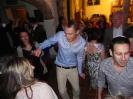ospiti che ballano al matrimonio canadese