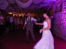 Primo balo di Matt e Laura alla tenuta la borriana per il loro matrimonio