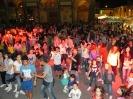 Festa della CRI - Monsummano - il pubblico e i balli di gruppo