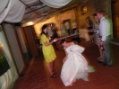 the bride tossed into limbo dance with the music of dj betty