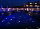 Hotel 500 illuminazione Fontane