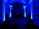 Illuminazione led Blu per wdding Party Chianti