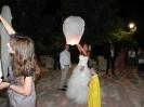 24 Giugno - Elisa e Matteo - petriccio - il lancio delle sky lantern