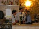 the fantastic waiters of Borriana